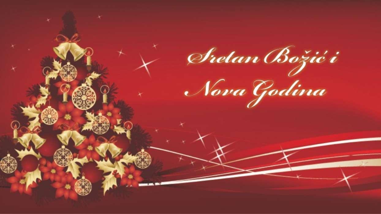 Sretan Božić i uspješnu novu godinu želi Vam vaš Bagar